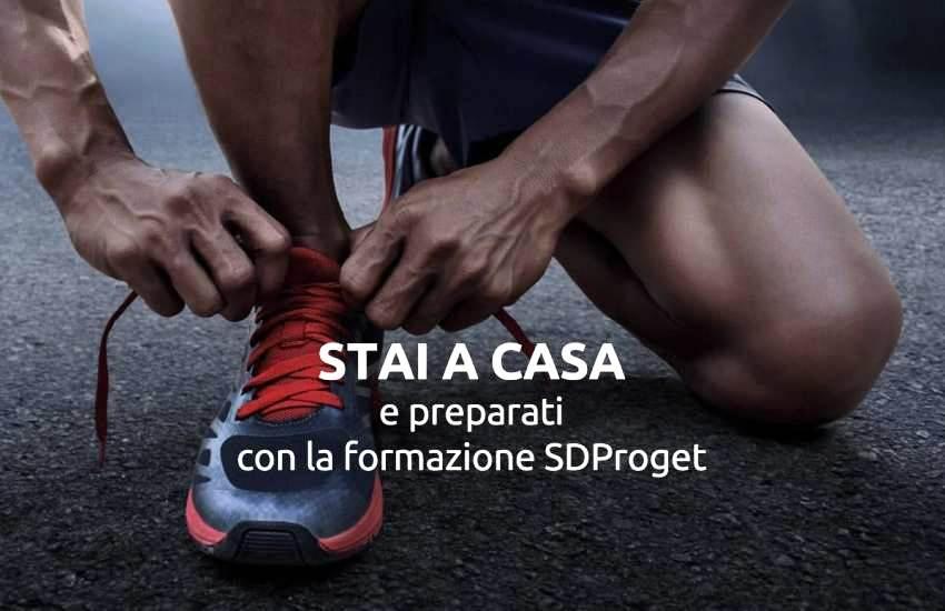SDProget formazione on-line