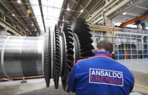 Ansaldo Energia gestire fase 2