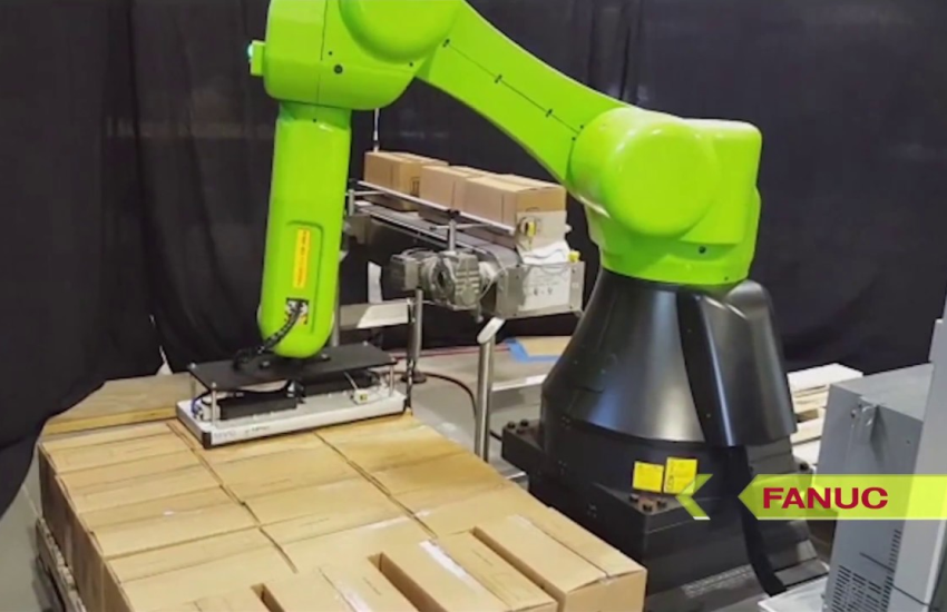 fanuc robot collaborativi