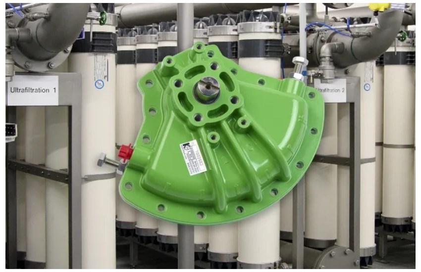 ROTORK: attuatori pneumatici K-TORK
