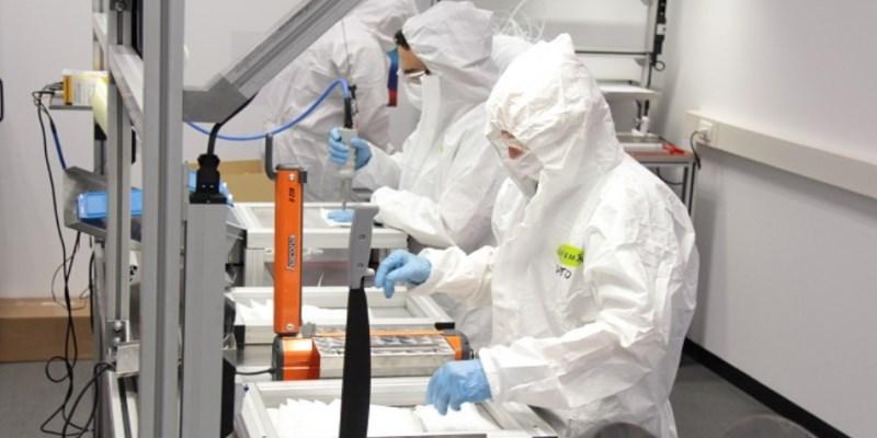 Bosch produce mascherine
