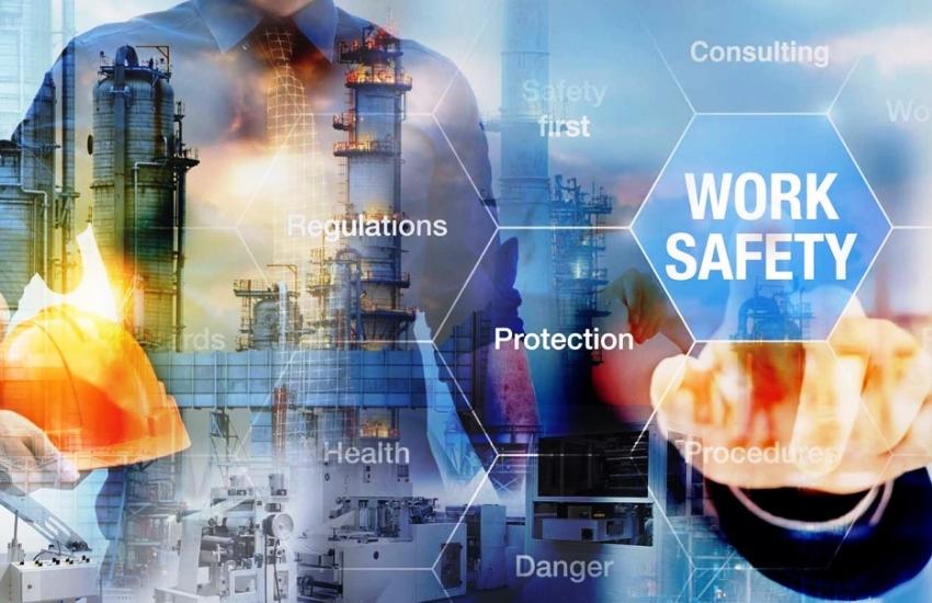 Sicurezza dei macchinari industriali