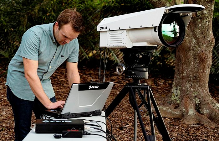 termocamera RS8500