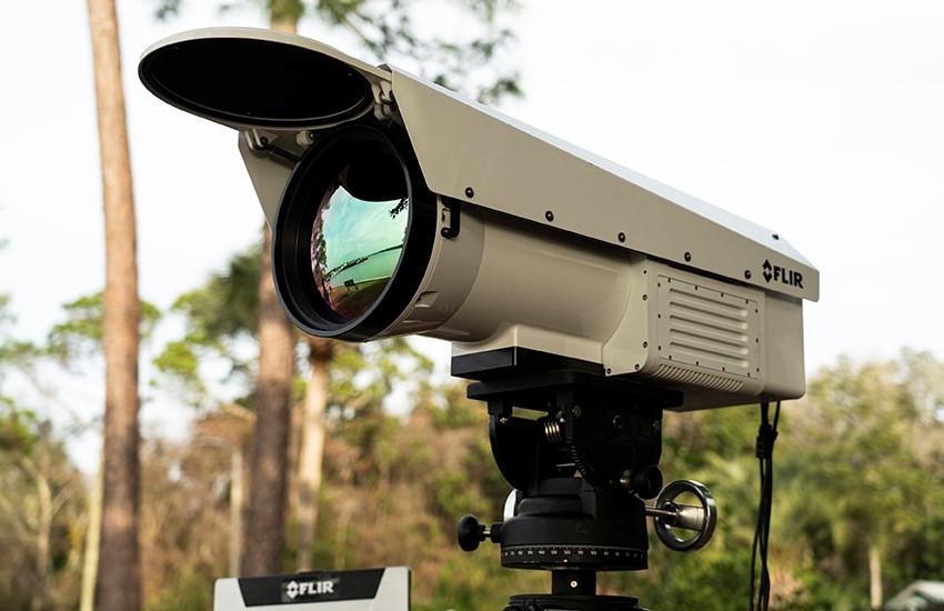 termocamera midwave RS8500