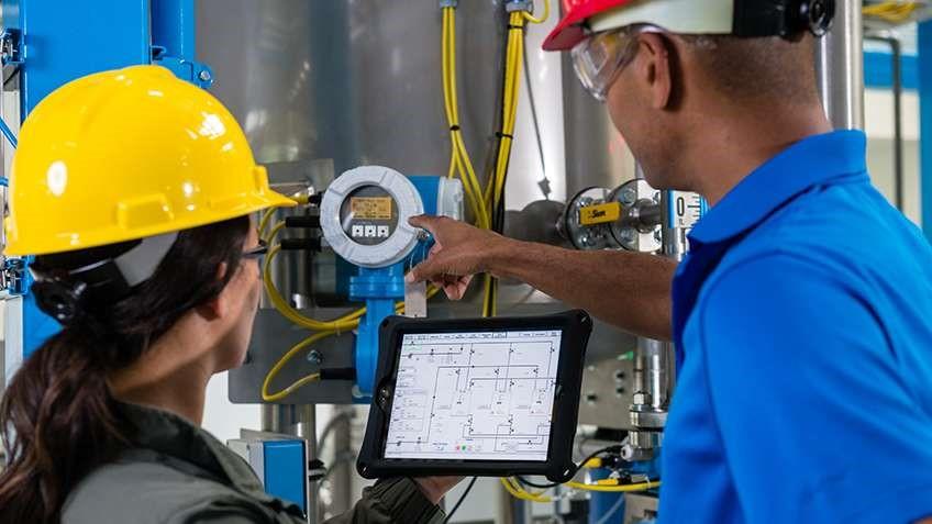 trasformazione digitale industriale