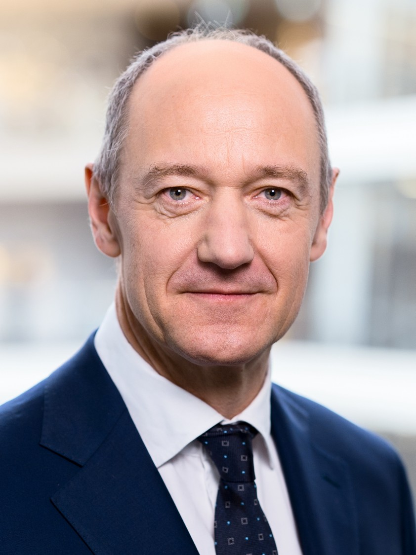 new ceo siemens