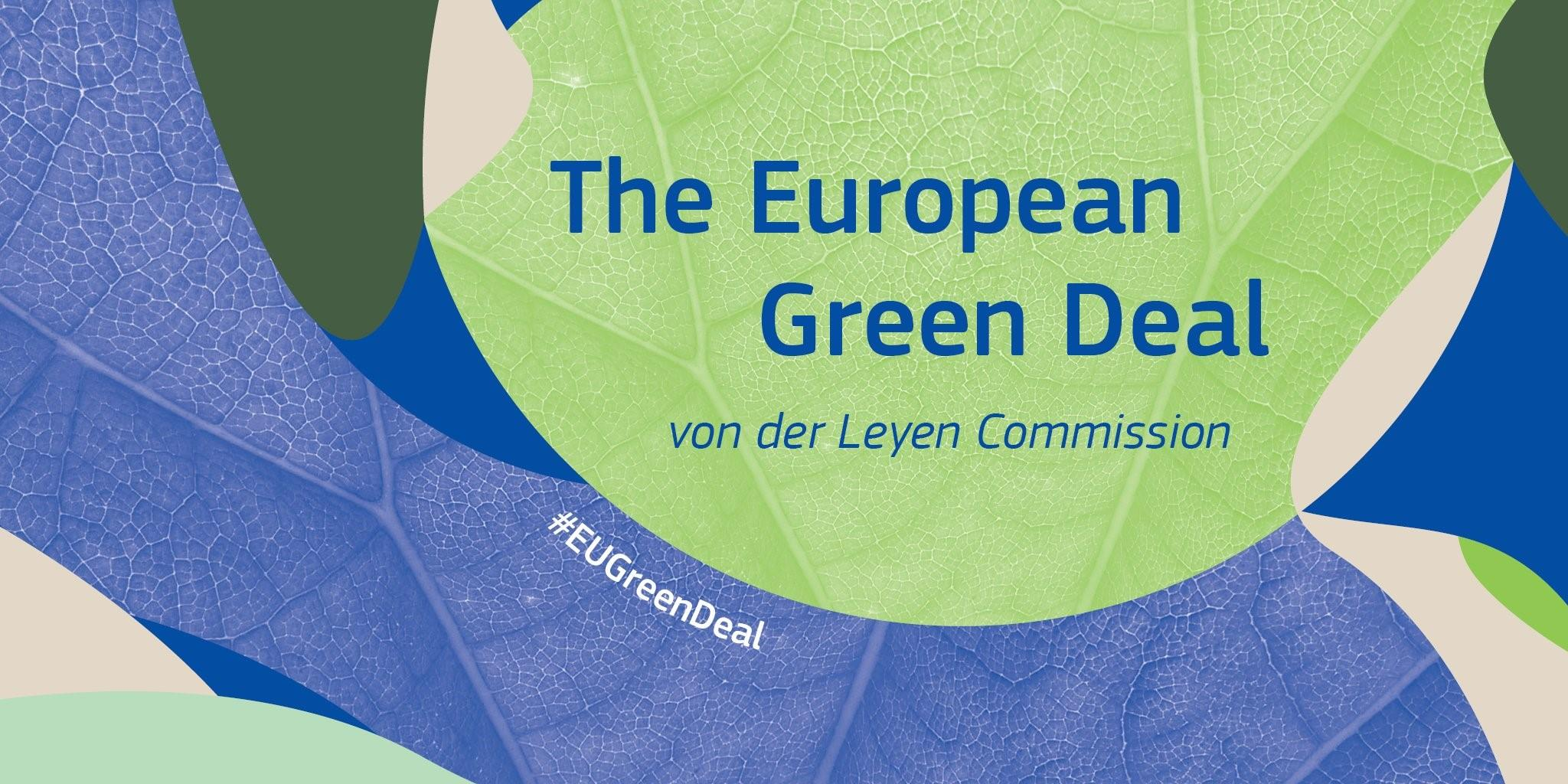 Green Deal Europeo