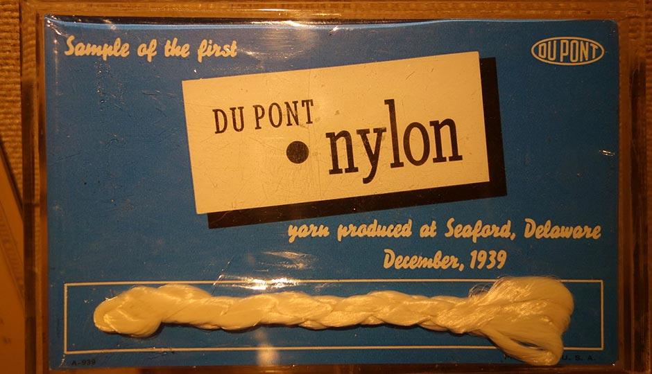 nylon Dupont
