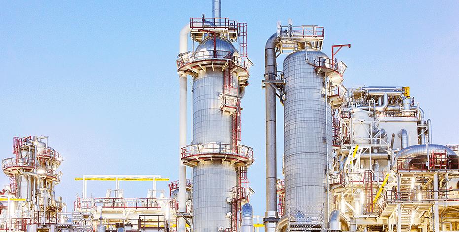 impianto ABB oil & gas gestione vapore