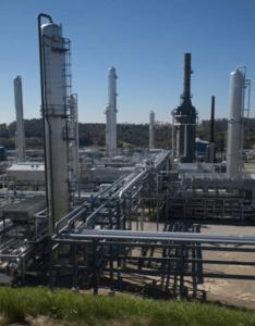impianto oil&gas