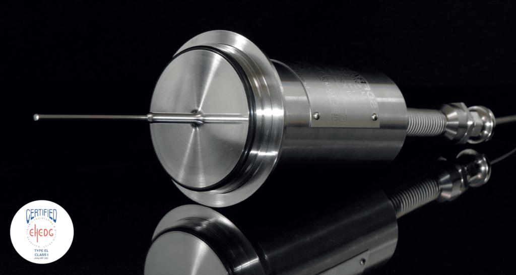 sensore viscosimetro certificato EHEDG