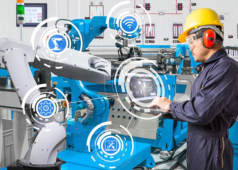 costruttori macchinari industriali